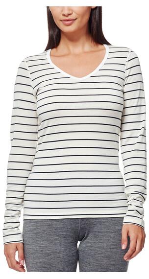 Icebreaker Oasis - Sous-vêtement en laine mérinos Femme - blanc